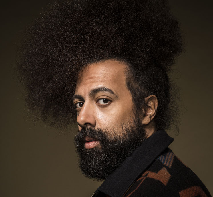 Reggie Watts JFL42, Toronto ON, September 29