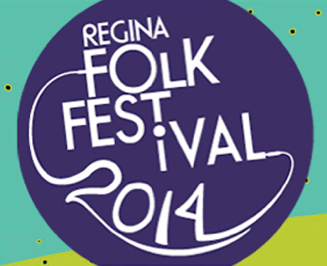 Regina Folk Festival Announces 2014 Lineup with Sam Roberts Band, Indigo Girls, Joel Plaskett, Serena Ryder