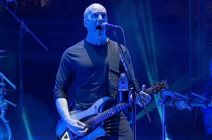 Devin Townsend 'Regulator' (live video)