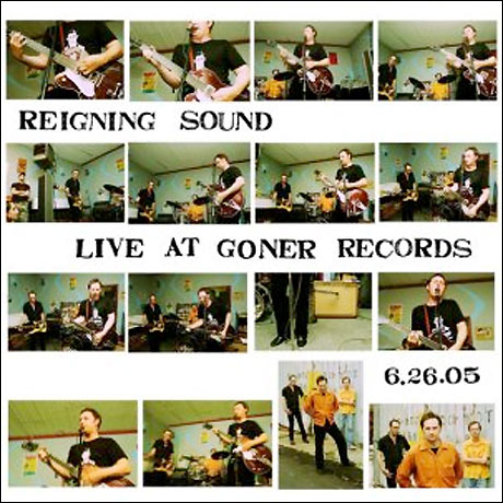 Reigning Sound's 'Live at Goner Records' Treated to Reissue