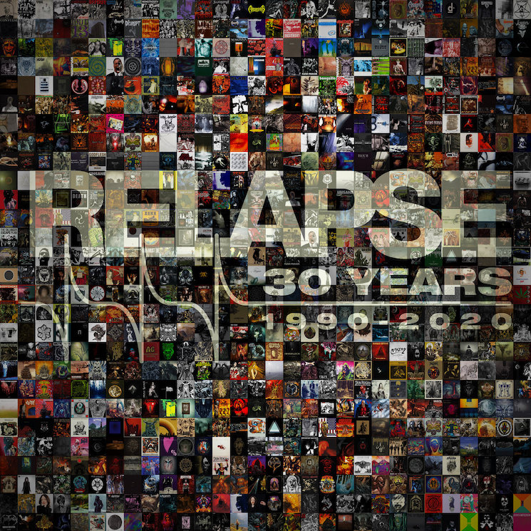 Relapse Records Celebrates 30 Years with Enormous 241-Song Sampler