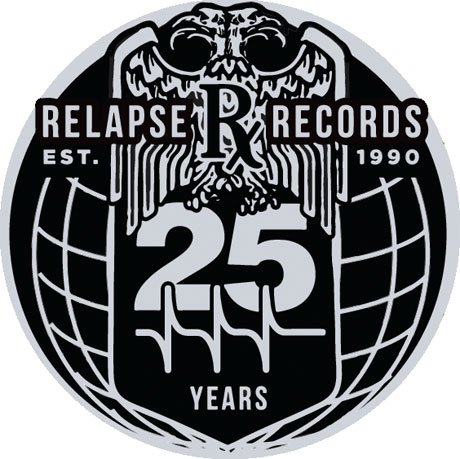 Relapse Records Announces 25th Anniversary Plans for 2015