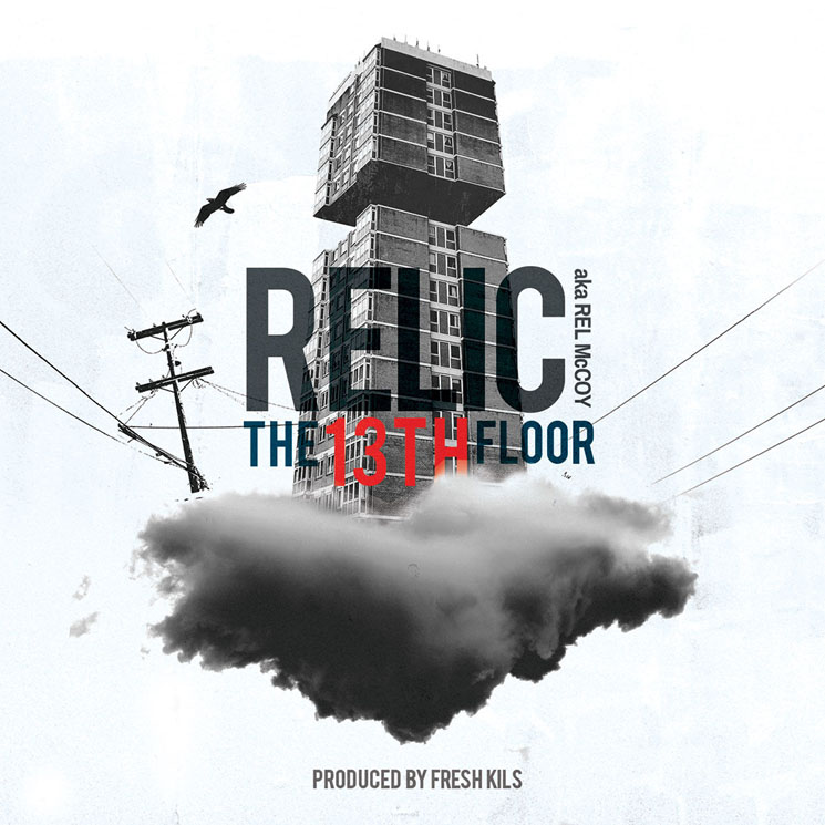 Relic aka Rel McCoy The 13th Floor