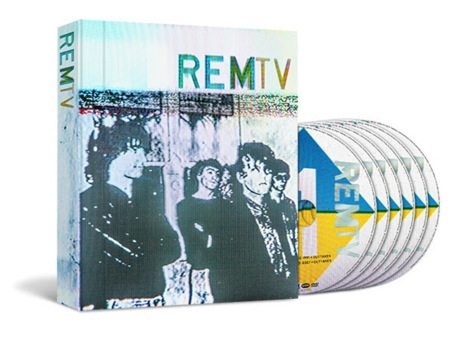 R.E.M. Unveil Massive DVD Box Set Documenting History with MTV