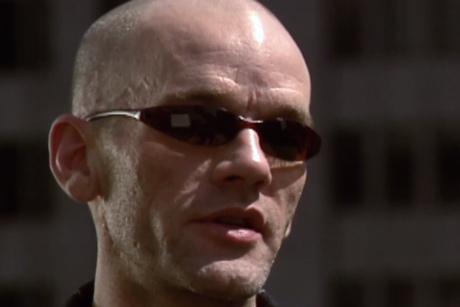 R.E.M. 'R.E.M. by MTV' (documentary clip)