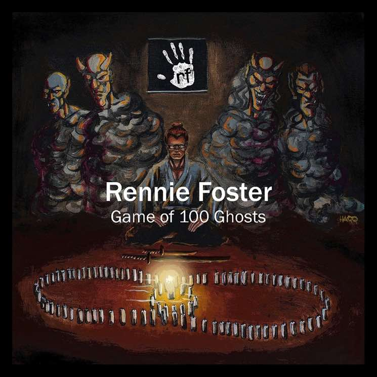 Rennie Foster Game of 100 Ghosts