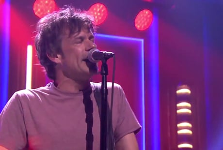 "The Replacements ""Alex Chilton"" (live on 'Fallon')"