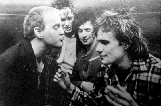 The Replacements Unearth 1986 Concert for 'Live at Maxwell's' LP