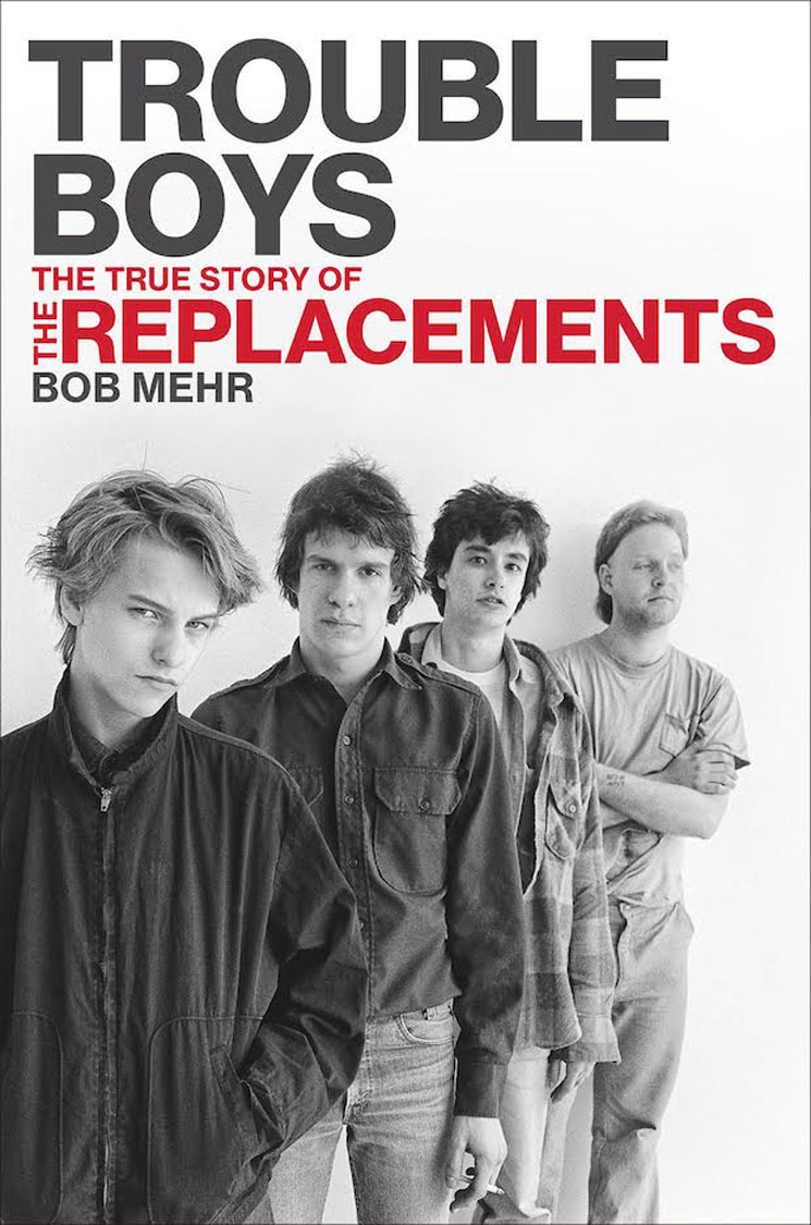 'Trouble Boys' Author Bob Mehr Discusses the Replacements' Difficult Past