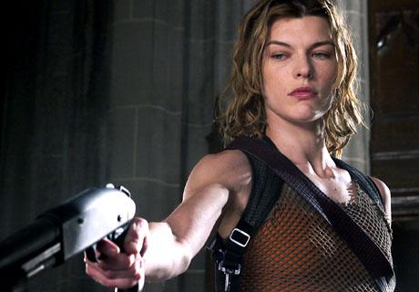 Resident Evil: Apocalypse Alexander Witt