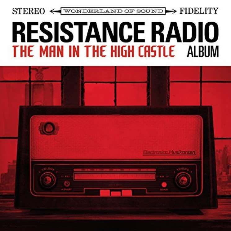 Various Artists 'Resistance Radio: The Man in the High Castle' (album stream)