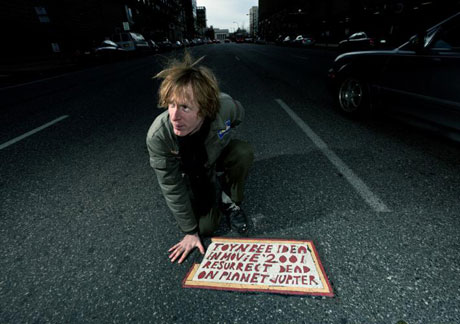 Resurrect Dead: The Mystery of the Toynbee Tiles Jon Foy