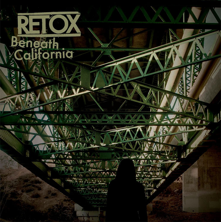 Retox 'Beneath California' (album stream)