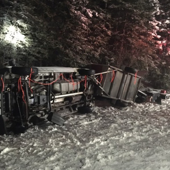 Reuben and the Dark Open Up About Terrifying Trans-Canada Crash