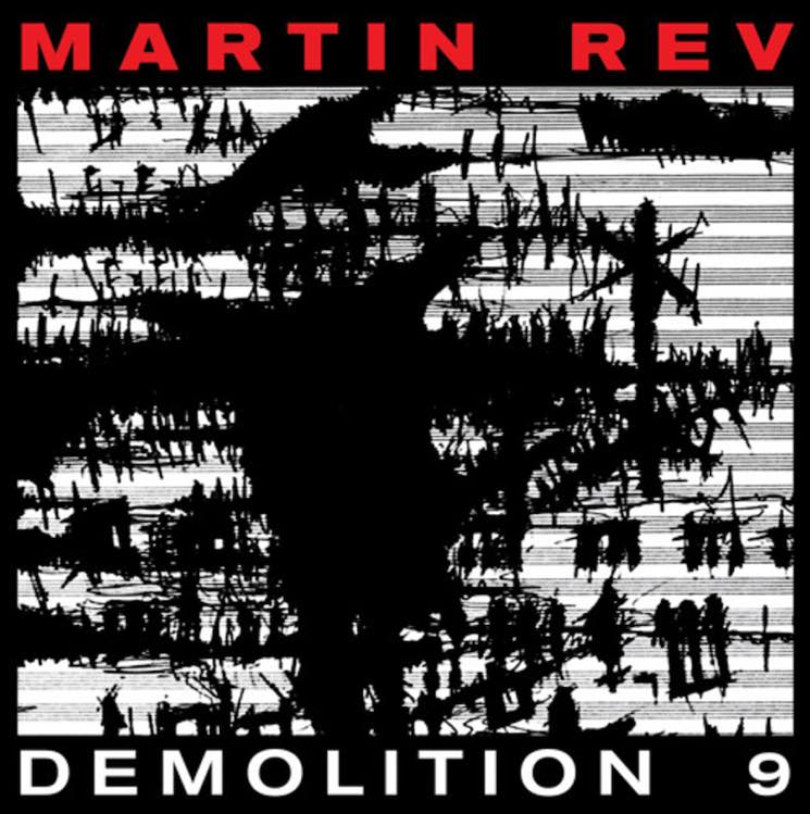 ​Suicide's Martin Rev Announces 'Demolition 9' Solo Album