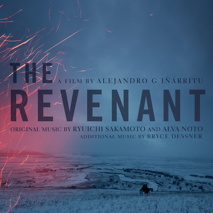 "Bryce Dessner ""Imagining Buffalo"" (from 'The Revenant' OST)"