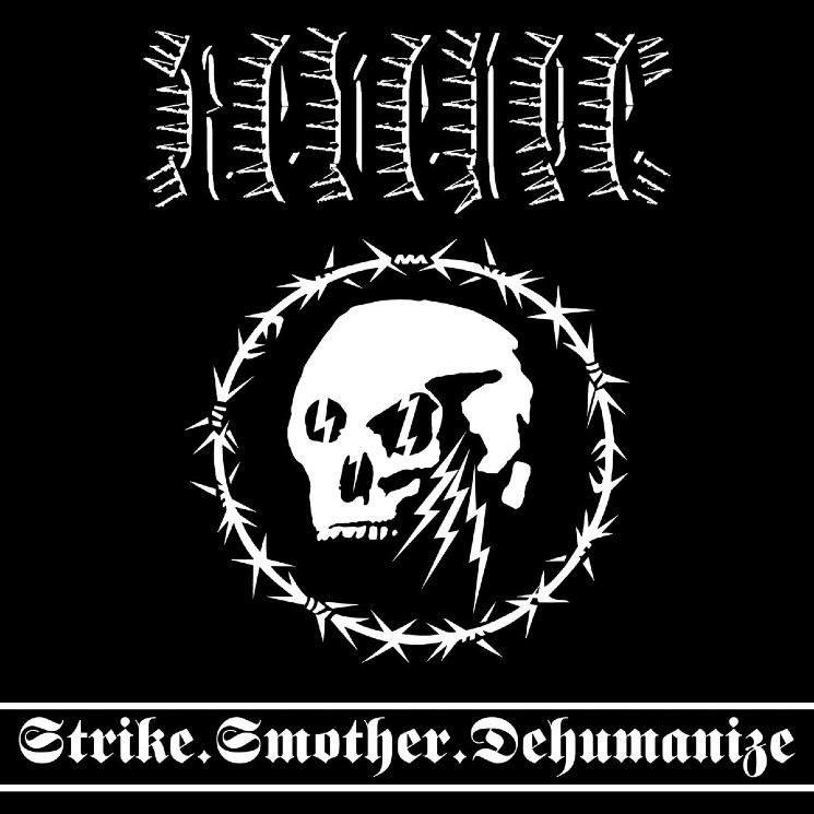 Revenge Stick to Their Tried and True Primal Metal Sound on 'Strike.Smother.Dehumanize'