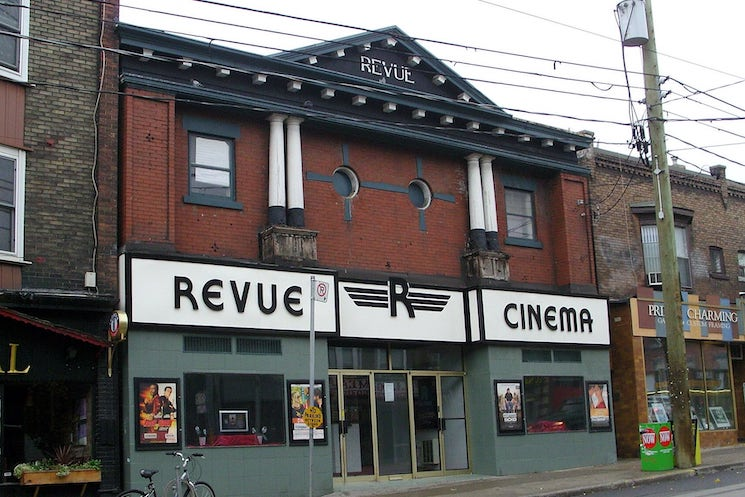 You Can Now Book Toronto's Revue Cinema for Private Movie Parties