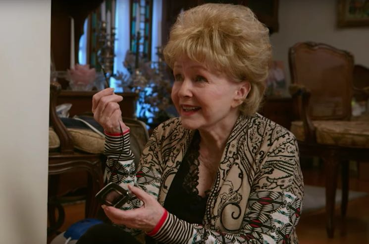 Here's Your First Look at HBO's Carrie Fisher and Debbie Reynolds Documentary