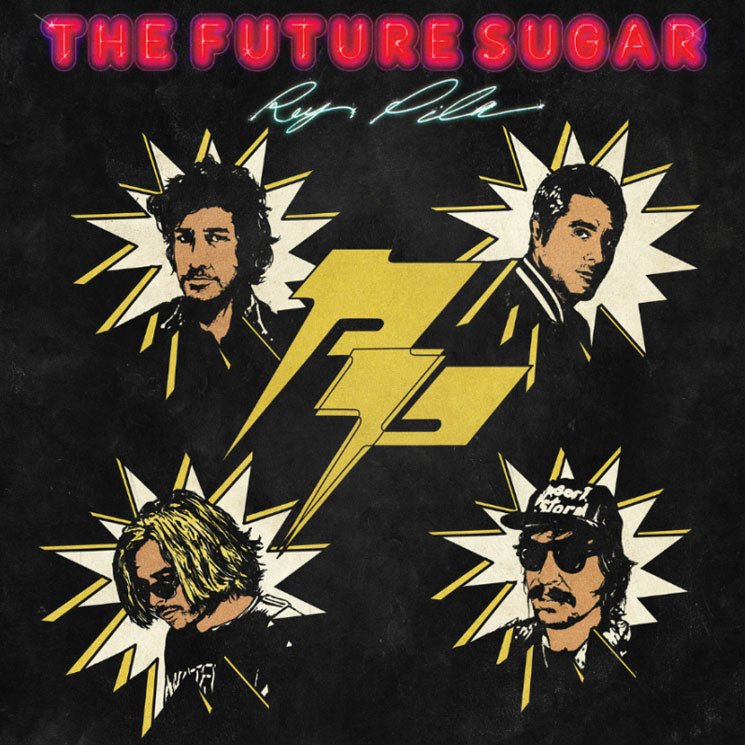 Rey Pila 'The Future Sugar' (album stream)