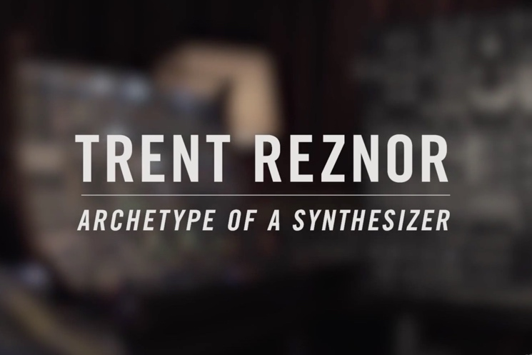 "Trent Reznor ""Archetype of a Synthesizer"" (Moog mini-documentary)"