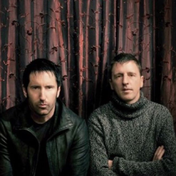 Trent Reznor and Atticus Ross Reteam for 'Waves' Score