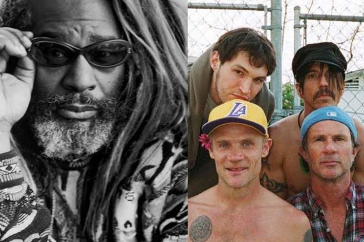Red Hot Chili Peppers and George Clinton Reportedly Planning New Collaboration