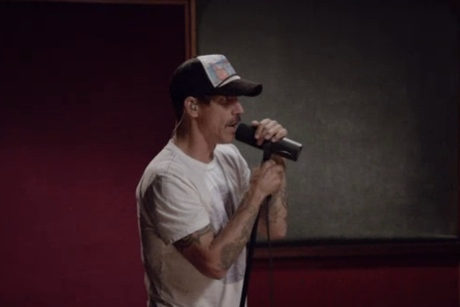 Red Hot Chili Peppers 'From the Basement' (live video)