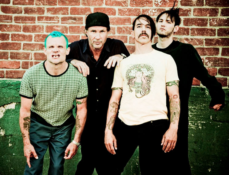 Red Hot Chili Peppers Recording with Danger Mouse?