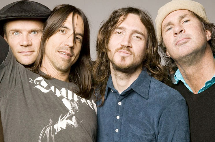Red Hot Chili Peppers Are Working on a New Album with John Frusciante