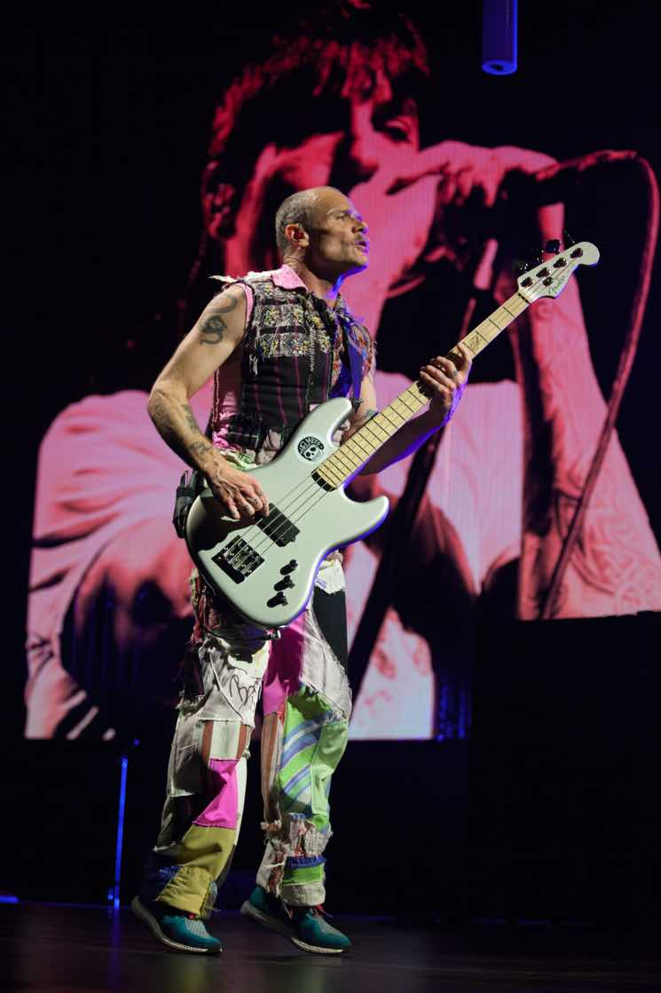 ​Red Hot Chili Peppers Rogers Arena,  Vancouver BC, March 18