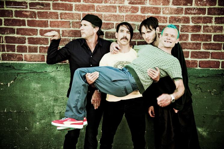 Red Hot Chili Peppers Join Festival d'été de Quebec Lineup
