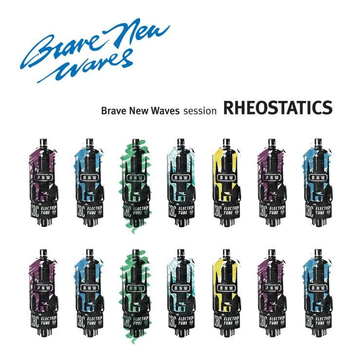 Rheostatics Brave New Waves Session