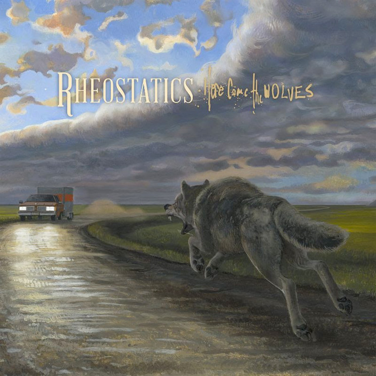 Rheostatics Here Come the Wolves