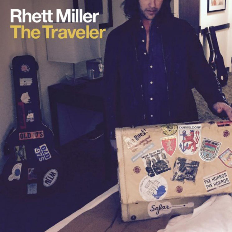 Rhett Miller The Traveler