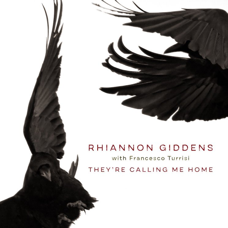 Rhiannon Giddens and Francesco Turrisi Announce 'They're Calling Me Home'