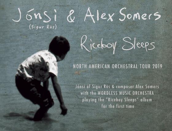 Jónsi & Alex Somers Take 'Riceboy Sleeps' Album on Orchestral Tour