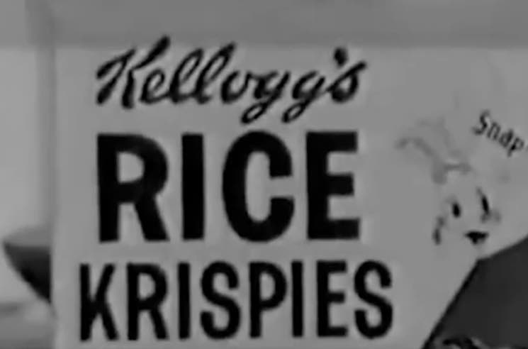 ​Watch the Rolling Stones' 1964 Rice Krispies Commercial