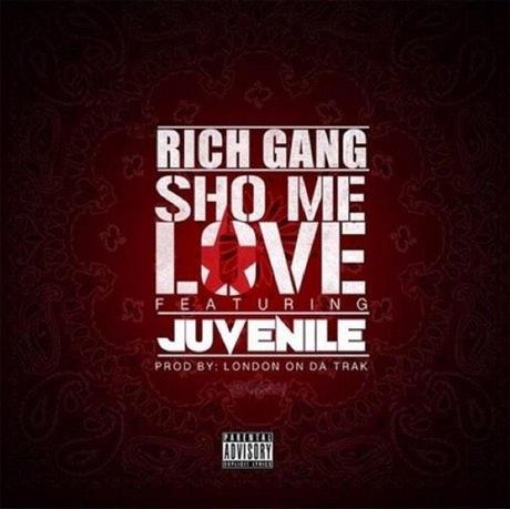 """Rich Gang """"Sho Me Love"""" (ft. Juvenile)"""