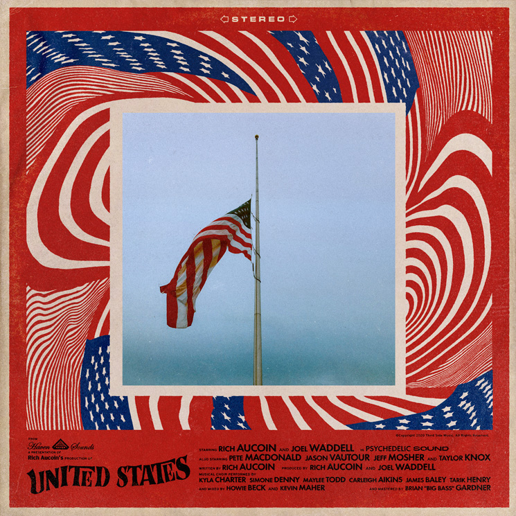 Rich Aucoin Sonically Captures the Division of the 'United States'