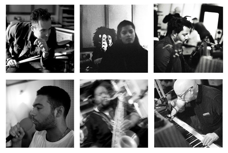 Sampha, Ibeyi, Wiki and Kamasi Washington Combine Minds with Everything Is Recorded