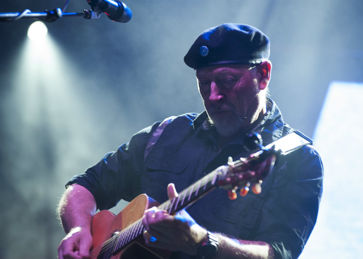 Richard Thompson Monster Energy Stage, Ottawa ON, July 12