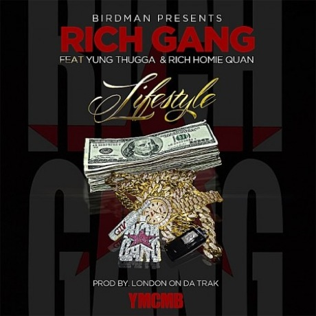 "Rich Gang ""Lifestyle"" (ft. Young Thug and Rich Homie Quan)"