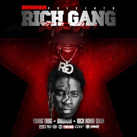Rich Gang Tha Tour, Part 1