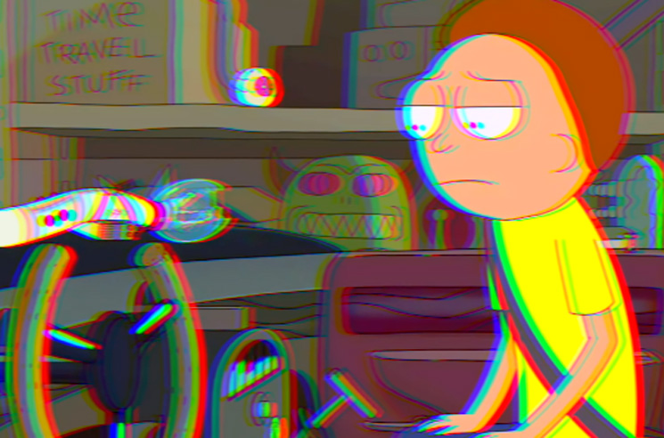 Get Ready for Teslas to Start Blaring Some 'Rick and Morty' Snake Jazz