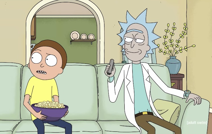 Here's the Trailer for 'Rick and Morty' Season 5