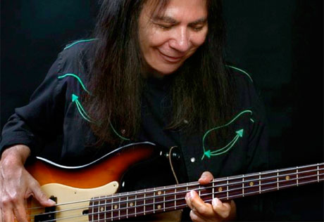 Neil Young's Bassist Rick Rosas Dies at 65