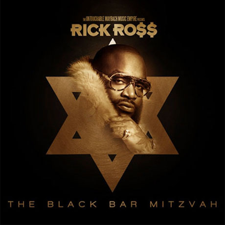 Rick Ross Announces New Mixtape: 'The Black Bar Mitzvah'