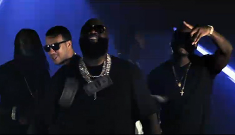 """Rick Ross """"All Birds"""" (ft. French Montana) (video)"""