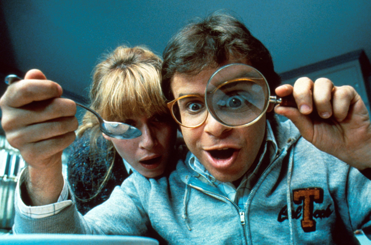 Honey, I Shrunk the Kids' Rick Moranis Returning for Disney Reboot